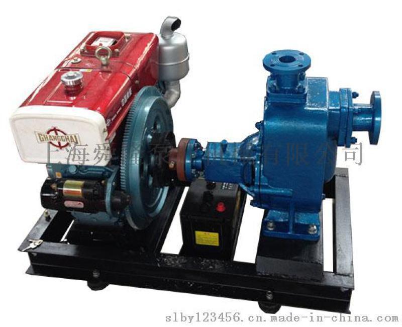 SLDZNC固定式轴联油单缸柴机农用泵