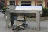 葡萄酒前专用除梗破碎机 大产量生产不锈钢除梗破碎机