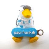 paul frank服装拉头 葫芦形滴胶拉链头