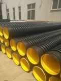 HDPE排水管克拉管B型结构壁管生产厂家