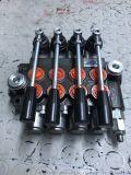 液压换向阀P40整体多路阀手动液压装载机分流阀配件厂家直供