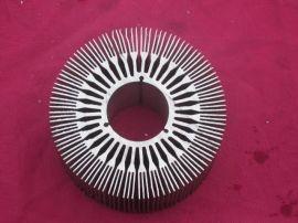 太阳花散热器 LED散热器 工矿灯散热器 日光管外壳 日光管铝材 铝管材铝棒材