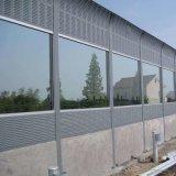 透明聲屏障,重慶高鐵隔音牆,廠區降噪聲屏障