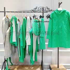 北京女装折扣品牌唤觉高档服装厂家货源