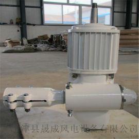 晟成风电设备1000w风光互补风力发电机发电率高