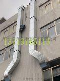 五金廠噴漆房排風管白鐵管