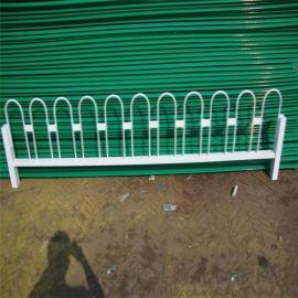 马路中间分道栏杆 景区绿地护栏 京式市政道路防撞栏