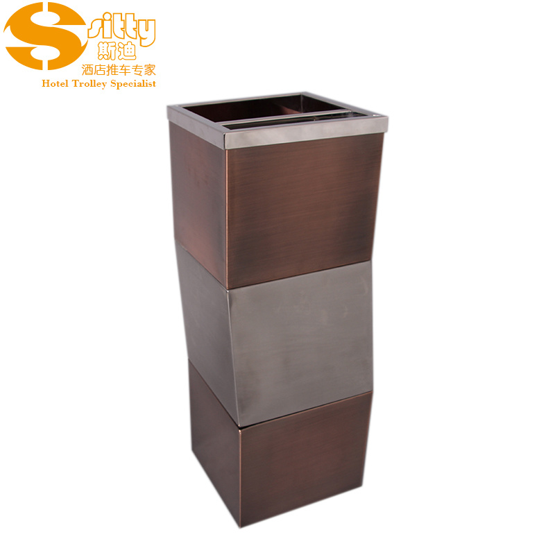SITTY斯迪90.1193AN不锈钢垃圾桶