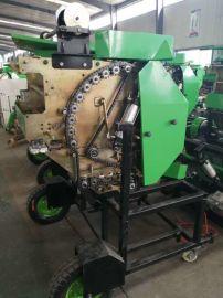 玉米秸秆青储打捆机,皇竹草青贮打包机