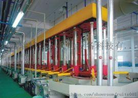陕西瑞特电镀自动化生产线|电镀设备