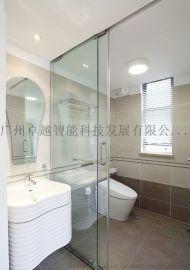 广州卓远磁悬浮淋浴房自动开关门