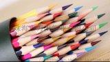 厂家直销 彩色铅笔 美术绘画涂色油性彩铅上色容易