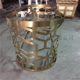 供应304镜面钛金茶几定制不锈钢角几茶几