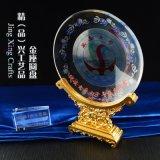 广州旅游水晶纪念礼品 广州景点水晶工艺品
