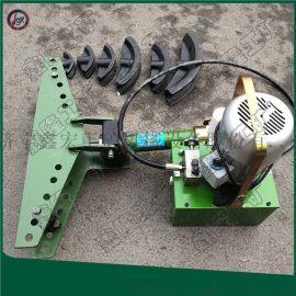 供应电动弯管机 鑫宏牌液压弯管机 高效省力
