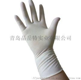 天然乳胶手套轻便防水