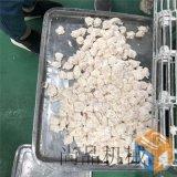 专用鸡米花滚筒式裹粉机 米香鸡块裹粉机器