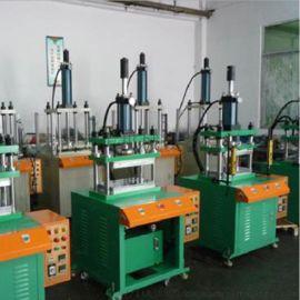 方天1吨-5吨四柱气动增压机 台式气液压力机
