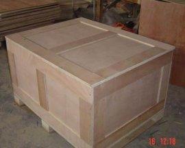 青岛木托盘厂家直销定制尺寸免熏蒸胶合板叉车木箱