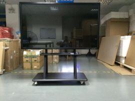 84寸液晶电视电脑触摸屏一体机 商业会议触控显示系统触控一体机