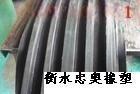 背贴式橡胶止水带带孔与不带孔的工艺差别13603182061