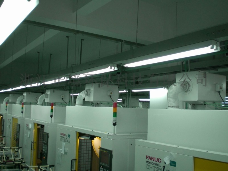机床乳化液油雾收集器 YWJC-LD油雾收集器
