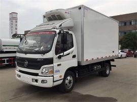 福田欧马可新款S3冷藏车4.2米