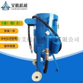 钢结构喷砂机,移动式喷砂机,高效移动环保喷砂机