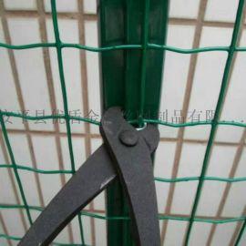 养鸡铁丝网 **浸塑2米高养鸡铁丝网围栏