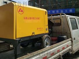 小型混凝土输送泵好不好用,怎么用呢