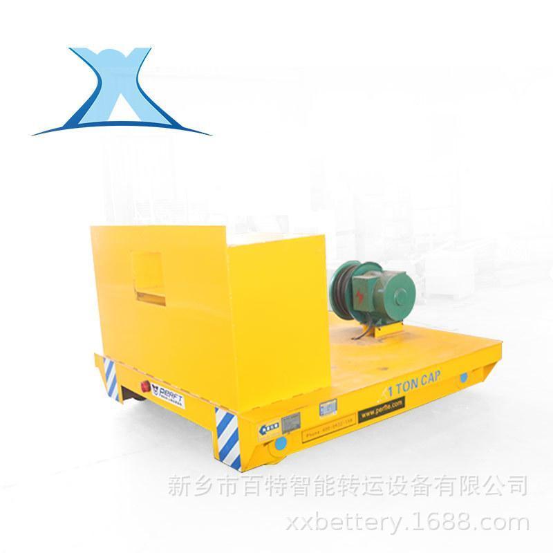 厂家销售电缆卷筒轨道车 电动平车 搬运环保设备车间轨道车