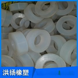 圓形硅膠緩衝墊 耐高溫硅膠隔震墊 硅膠防撞墊