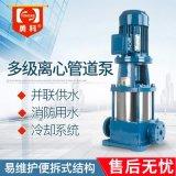 GDL2立式不鏽鋼管道泵 耐用多級泵 多級離心泵