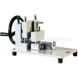 缺口制样机橡胶硫化仪硫化仪橡胶冲片机电动缺口制样机塑料制样机