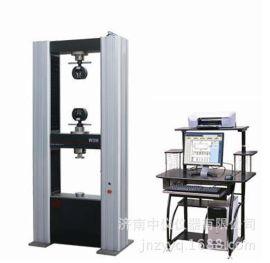 WDW-100KN微机控制电子万能材料拉力试验机 1吨铸铁拉力机