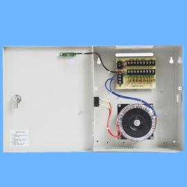 24V安防电源 24V10A铁壳室外高速球机电源