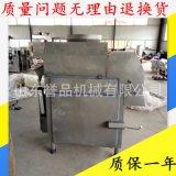 厂家直销冻肉切块机 不锈钢斜坡式可定制猪肉牛肉标准冻盘破碎机