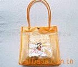 供應 PVC禮品袋化妝袋包裝袋