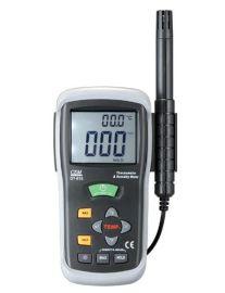 DT-625 专业温湿度计 工业手持式高精度温湿度测试仪