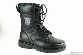 31915男式冬季羊毛皮鞋