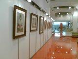 上海八棱柱画展展板租售安装