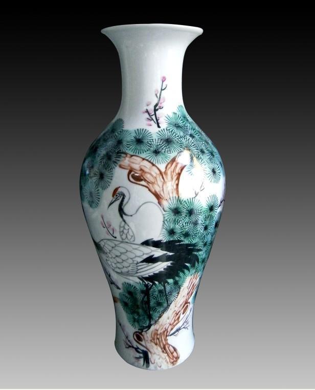 景德镇陶瓷新彩瓷