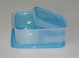 微波炉冰箱保鲜盒套装塑料防漏零食储物密封盒饭盒, 模具