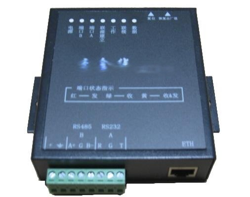 單口422/485混合型串口伺服器