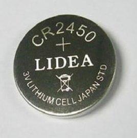 LIDEA品牌人体健康秤3V扣式电池CR2450