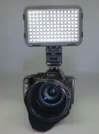 LED摄影灯-双色 (AL-160II)