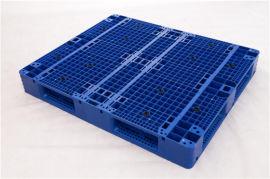 广元双面平面网格塑料托盘,双面塑料托盘1212