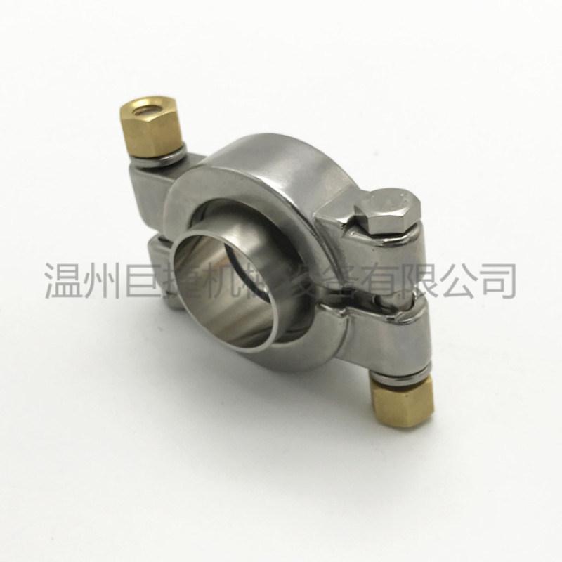 不锈钢高压卡箍接头 304重型卡箍接头 高压卡箍