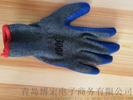 勞保防靜電PU塗掌手套