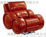 供应多功能影院沙发座椅WH906